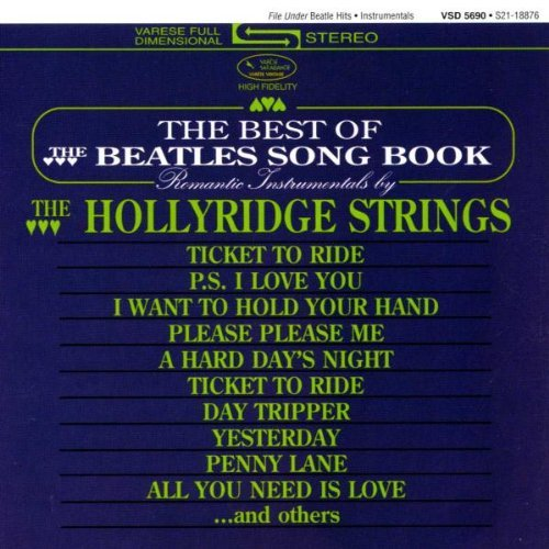 Hollyridge Strings Best Of The Beatles Songbook