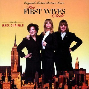 First Wives Club Score Music By Marc Shaiman Hdcd