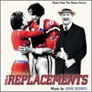 Replacements Soundtrack Lit Young M.C. Gaynor Glitter Mark Domrose Schneider Debney