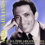 Andy Williams 25 All Time Greatest Hits 1956
