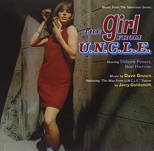 Various Artists Girl From U.N.C.L.E.