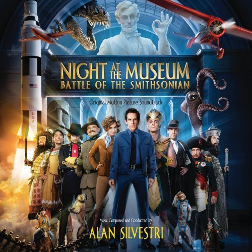 Night At The Museum Battle Of Soundtrack Music By Alan Silvstri