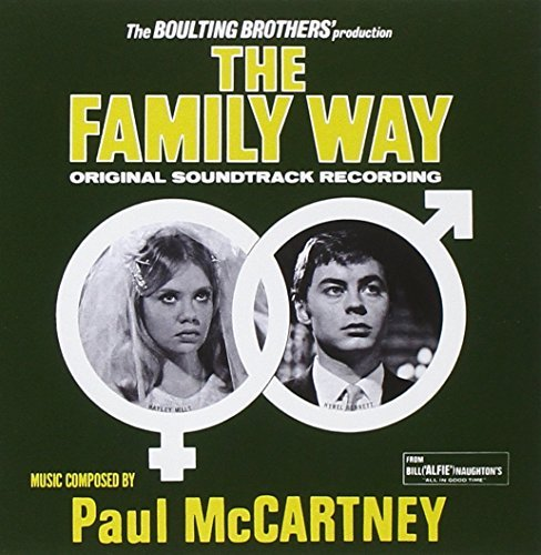 Paul Mccartney Family Way Original Soundtrack
