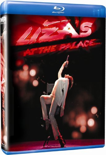 Liza Minnelli Liza's At The Palace Blu Ray