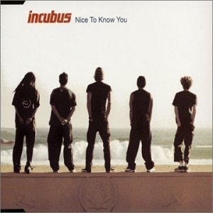 Incubus Nice To Know You Import Aus