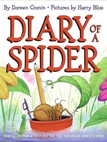 Doreen Cronin Diary Of A Spider