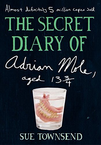 Sue Townsend The Secret Diary Of Adrian Mole Aged 13 3 4