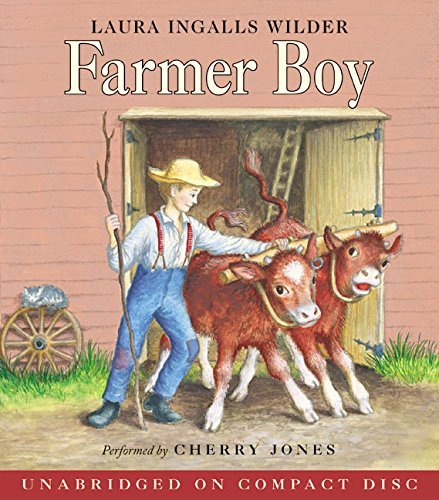 Laura Ingalls Wilder Farmer Boy CD Abridged