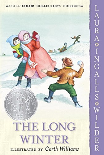 Laura Ingalls Wilder The Long Winter