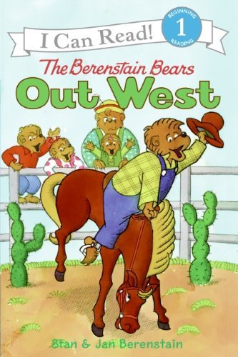 Jan Berenstain The Berenstain Bears Out West
