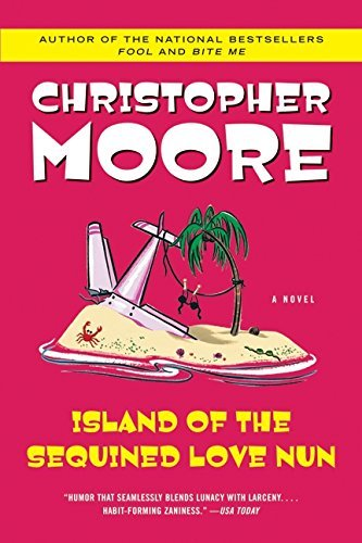 Christopher Moore Island Of The Sequined Love Nun