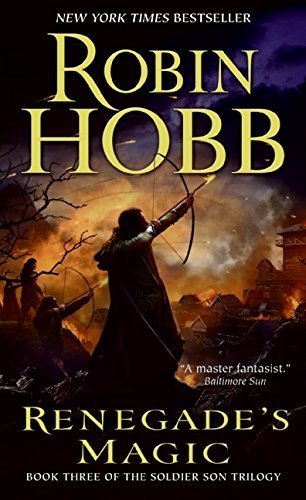 Robin Hobb Renegade's Magic