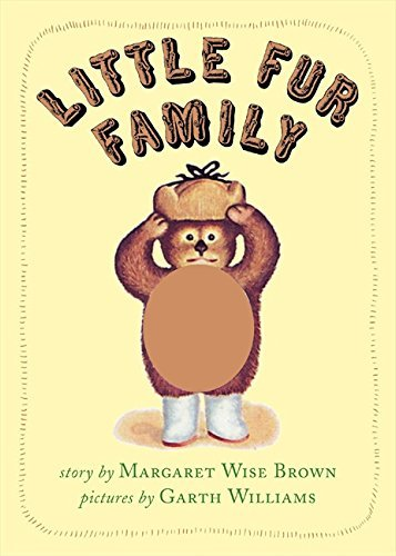 Margaret Wise Brown Little Fur Family Board Book