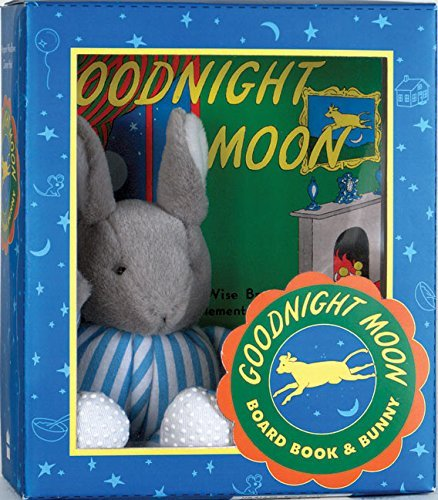Margaret Wise Brown Goodnight Moon [with Plush]