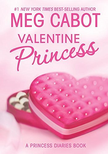 Meg Cabot The Princess Diaries Volume 7 And 3 4 Valentine Princess