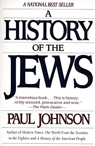 Paul Johnson A History Of The Jews