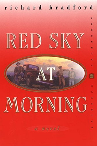 Richard Bradford Red Sky At Morning