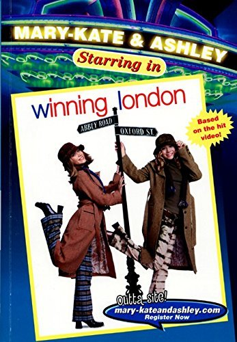 Mary Kate & Ashley Olsen Winning London (mary Kate & Ashley Starring In No