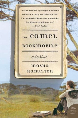 Masha Hamilton The Camel Bookmobile