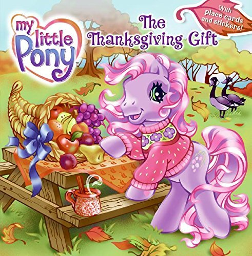 Meg Haston Thanksgiving Gift [with Stickers And Decorated The