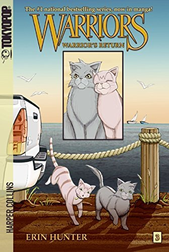 Erin Hunter Warriors Warrior's Return
