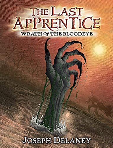 Joseph Delaney The Last Apprentice Wrath Of The Bloodeye (book 5)