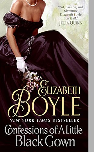 Elizabeth Boyle Confessions Of A Little Black Gown