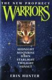 Erin L. Hunter Warriors The New Prophecy Box Set Volumes 1 To 6
