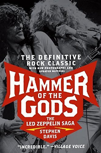 Stephen Davis Hammer Of The Gods The Led Zeppelin Saga