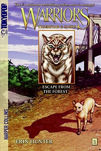 Erin Hunter Escape From The Forest
