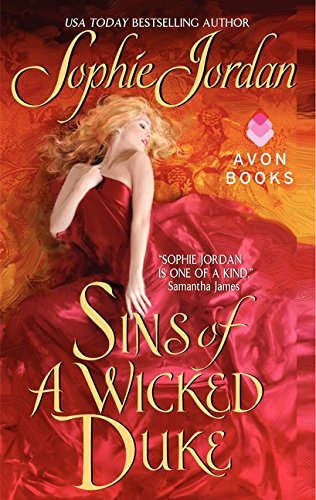 Sophie Jordan Sins Of A Wicked Duke