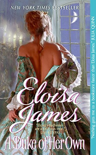 Eloisa James A Duke Of Her Own