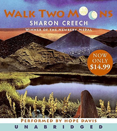 Sharon Creech Walk Two Moons Low Price CD