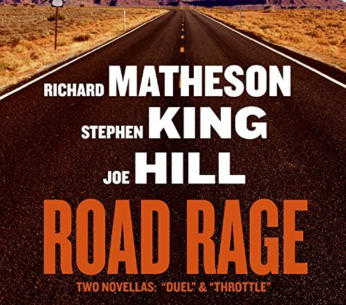 "Joe Hill Road Rage CD Includes 'duel"" And ""throttle"