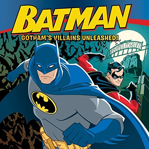 John Sazaklis Batman Classic Gotham's Villains Unleashed!