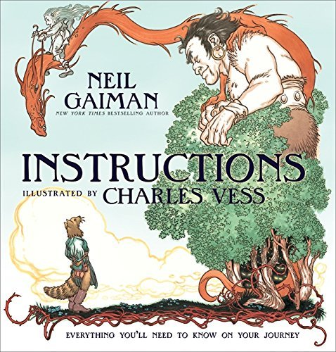 Neil Gaiman Instructions