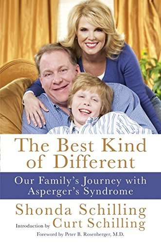 Shonda Schilling Best Kind Of Different The Our Family's Journey With Asperger's Syndrome