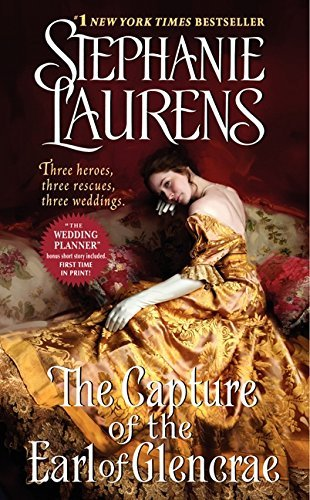 Stephanie Laurens The Capture Of The Earl Of Glencrae