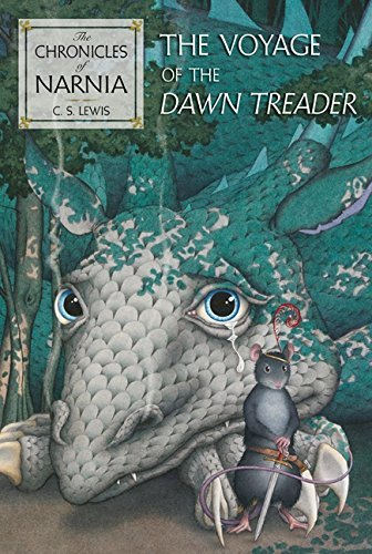 C. S. Lewis The Voyage Of The Dawn Treader Revised