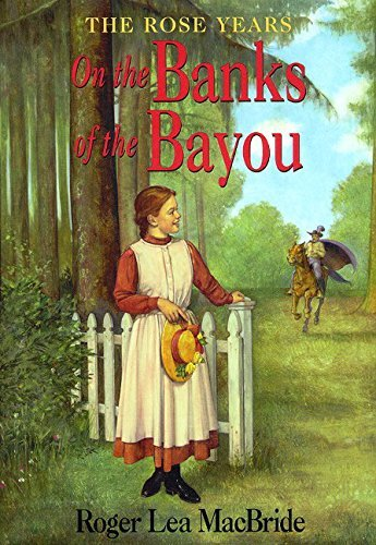 Roger Lea Macbride On The Banks Of The Bayou