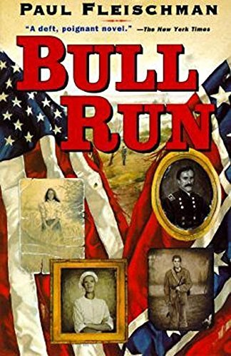 Paul Fleischman Bull Run