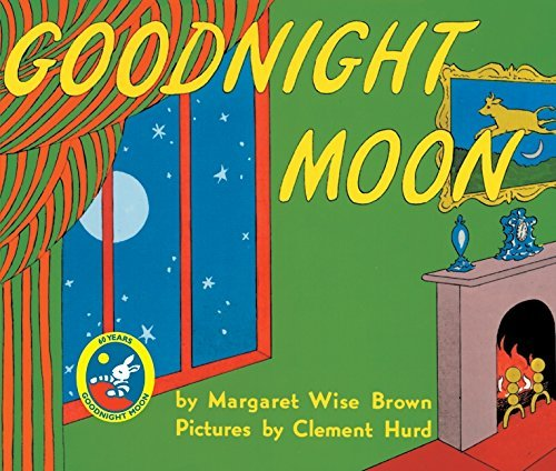 Margaret Wise Brown Goodnight Moon 0050 Edition;anniversary