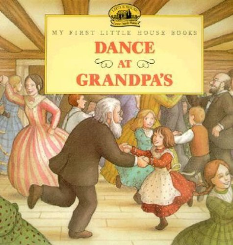 Laura Ingalls Wilder Dance At Grandpa's