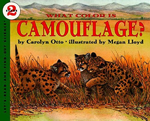 Carolyn B. Otto What Color Is Camouflage? An Incredible Story Of Hope Triumph And Everyda