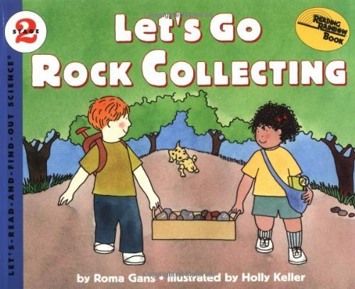 Roma Gans Let's Go Rock Collecting 0002 Edition;