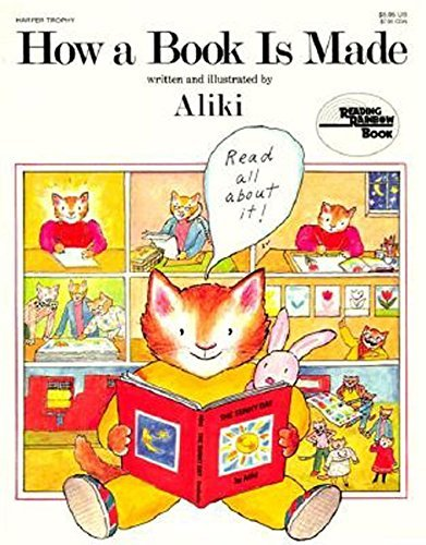 Aliki How A Book Is Made