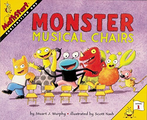Stuart J. Murphy Monster Musical Chairs