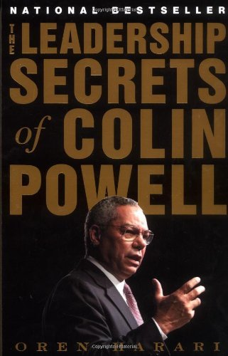 Oren Harari The Leadership Secrets Of Colin Powell