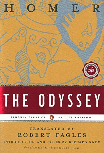 Homer The Odyssey (penguin Classics Deluxe Edition)