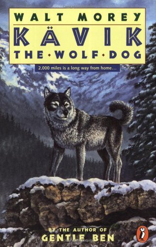 Walt Morey Kavik The Wolf Dog
